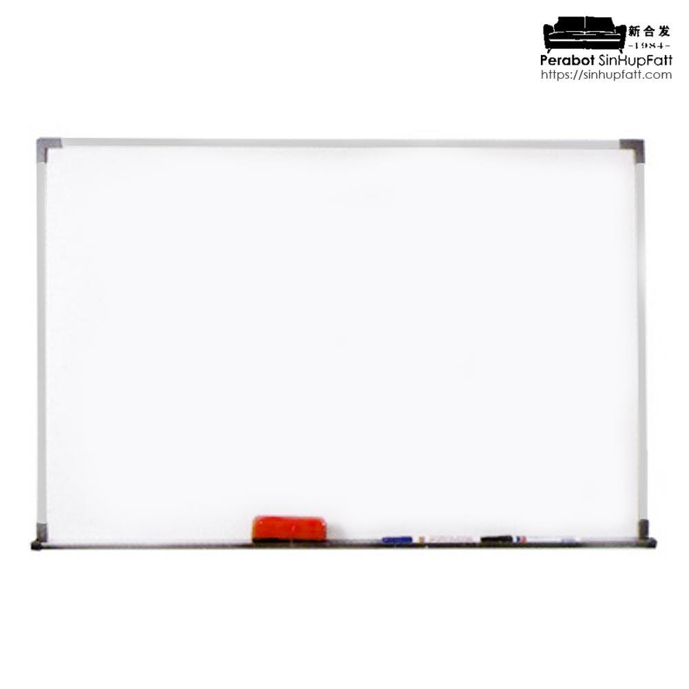 Non Magnetic Whiteboard with Aluminium Frame – Kedai ...