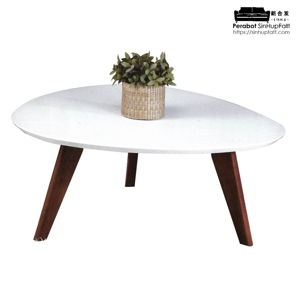 Coffee Table With.Coffee Table With Mdf Board For Table Top And With Wooden Legs